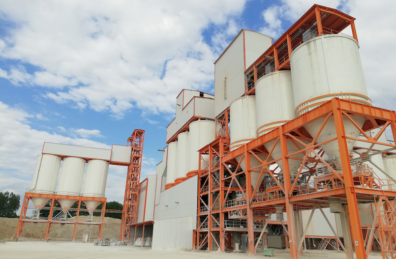 Новый завод в Тульской области