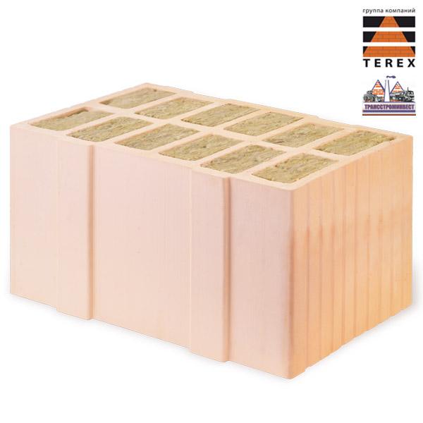 Камень керамический ISOTEREX 10.7 НФ теплоизоляционный высокой эффективности