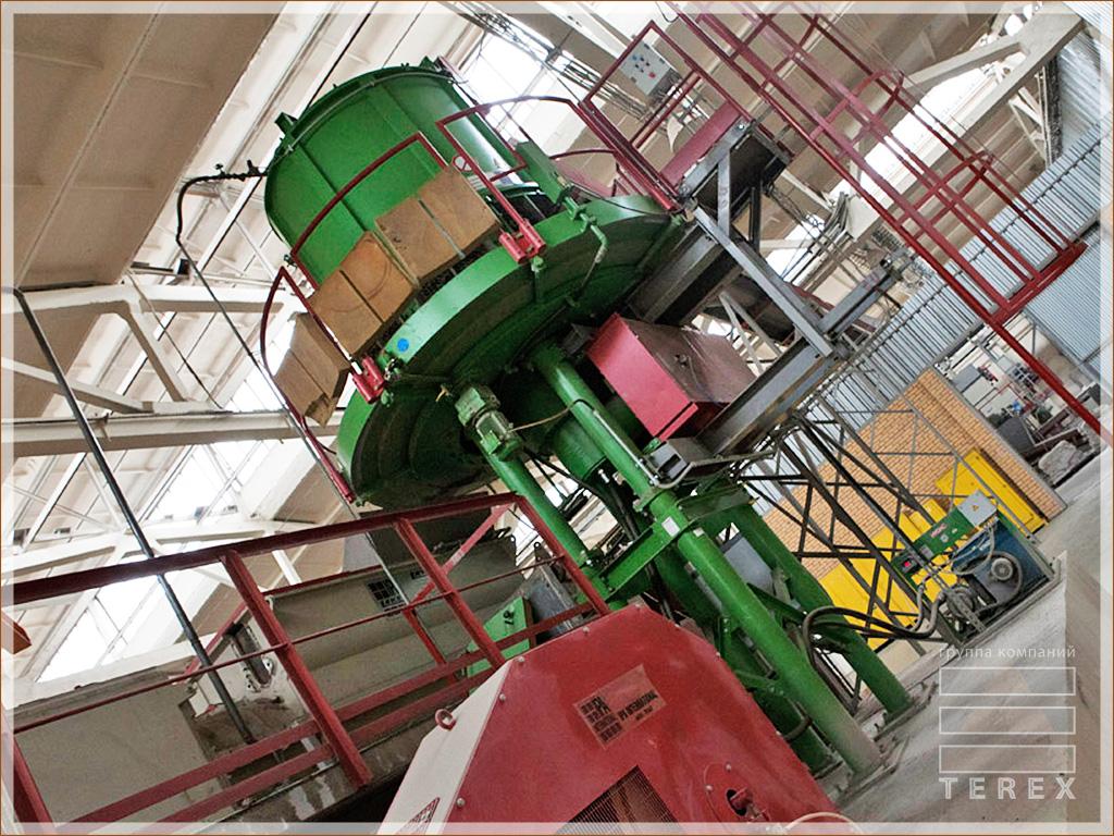 Оборудование для завода Терекс