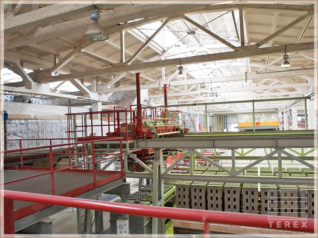 Завод Терекс - фото