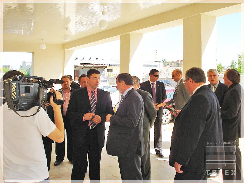 Фото с выставки ОСМ 2012